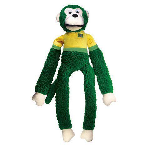 Brinquedo de Pelúcia Macaco Pernão Brasil