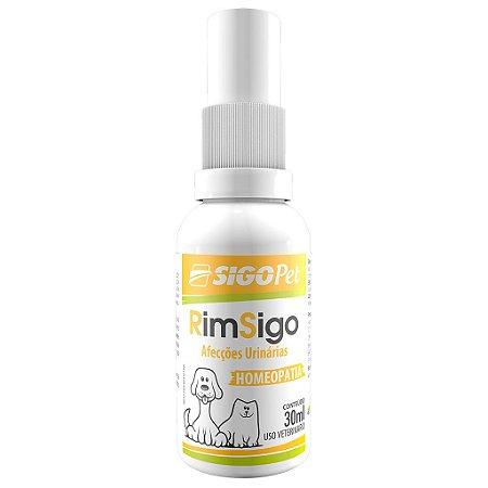 Homeopatia - RimSigo - Afecções Urinárias
