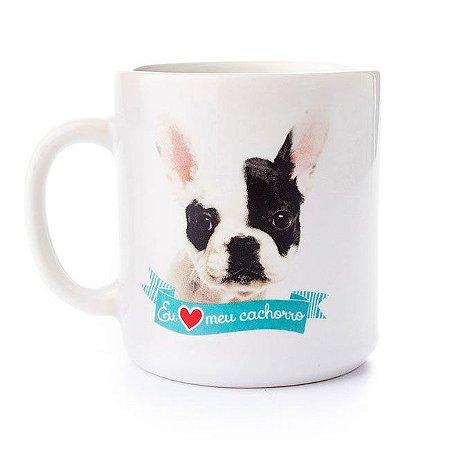Caneca Raças - Bulldog Francês