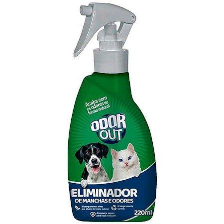 Eliminador de Odor e Manchas - OdorOUT - 220ml