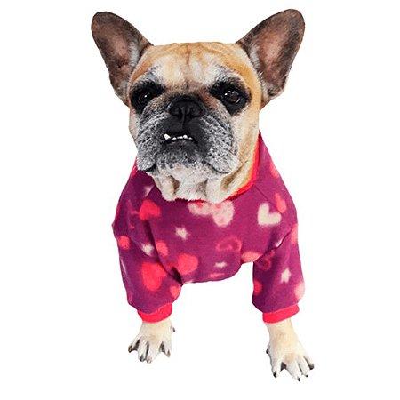 Pijama Soft com Mangas