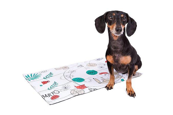 Tapete Higiênico para Cachorro Lavável e Sustentável - Diário Canino Mini