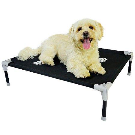 Cama Suspensa para Cachorro e Gato até 15kg - Comfort - Tubline