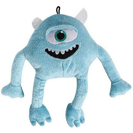 Monstro de Pelúcia Azul
