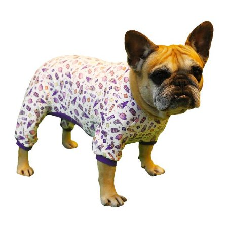 Pijama de 4 patinhas - Estilo Macacão