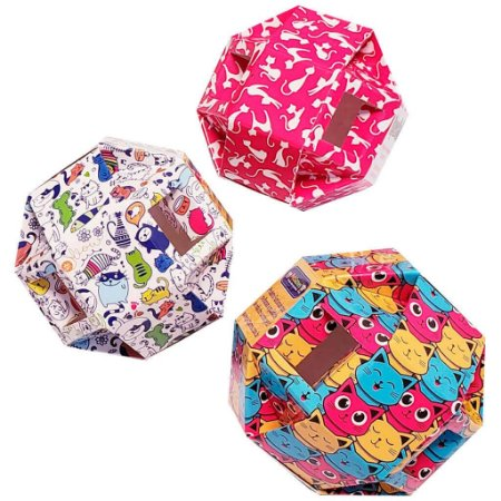 Brinquedo para Gatos - Paper Balls - PetGames