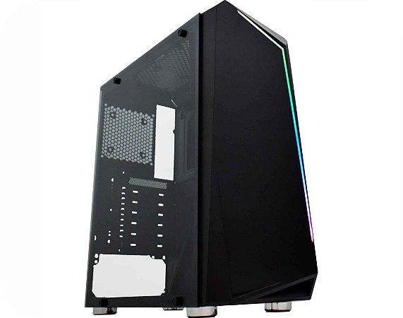 Pc Gamer Intel I5-10400F, Gigabyte H410M H, Ssd M2 480G Kingston, Mem 8G Winmemory, Kmex 35Kr, Fonte 450 Corsair, Gt1030