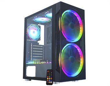 Pc Gamer Intel I5-10400F, Gigabyte Z490, Ssd 480Gb Kingston, Mem 32Gb Xpg, Kmex 03A1, Fonte 750 Corsair, Rtx3060
