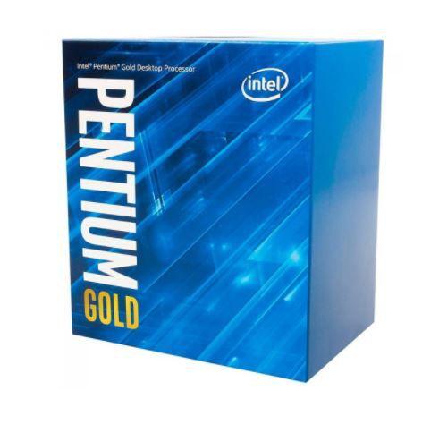 Processador 1200 Intel 10ª Geração Pentium Gold G6405, 4.1 Ghz, Cache 4Mb, Comet Lake, Bx80701G6405