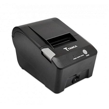 Impressora Térmica Tanca Tp-509, 57 Mm, Serrilha, Usb