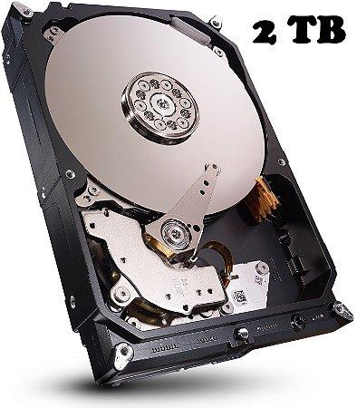 HD DESKTOP TB 2 SEAGATE 7200 RPM CONSTELATION GARANTIA: 1 ANO TIB