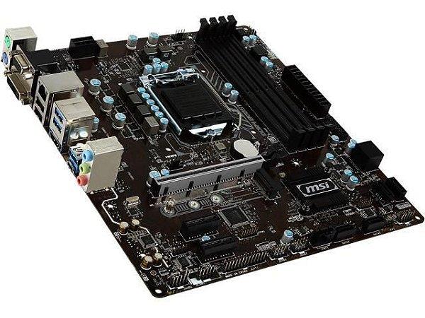 PLACA MAE 1151 MSI M250M PRO-VH S/V/R DDR4 TIB