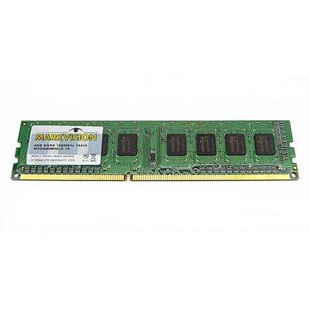 MEMORIA DDR3 4GB/1333 MHZ MARKVISION