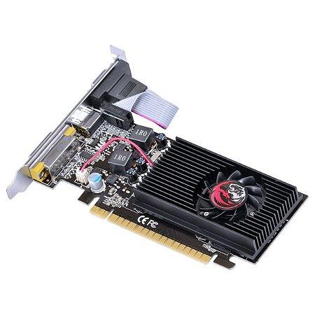 PLACA DE VIDEO NVIDIA PCYES GEFORCE 8400GS 1GB DDR2 64 BITS LOW PROFILE