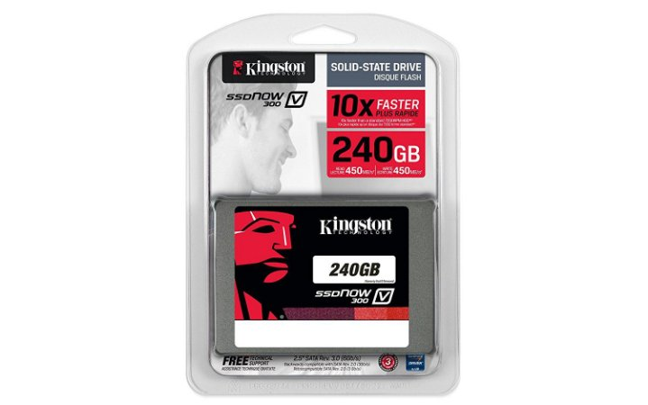 SSD 240 GB KINGSTON SUV400S SATA 3 2.5 POLEGADAS TIB