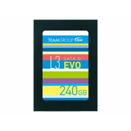 SSD 240 GB TEAM GROUP L3 EVO 240GB SATA III 2,5 POLEGADAS GARANTIA: 90 DIAS