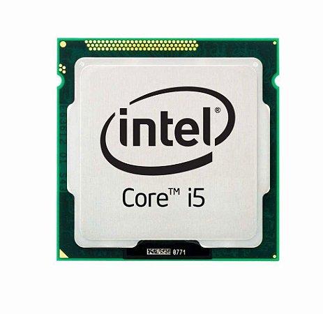 Processador 1155 Intel 2ª Geração Core I5-2400, 3.1 Ghz, 6 Mb Cache, Sem Cooler