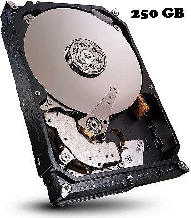 HD DESKTOP GB 250 SEAGATE SATA2 5900RPM PN ST3250412CS PULL GARANTIA: 90 DIAS