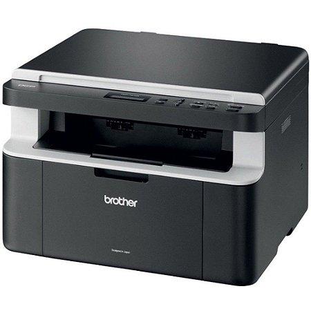 Impressora Multifuncional Brother Dcp-1602 Laser Monocromatica, 110V, Preto