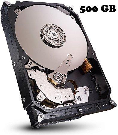 HD DESKTOP GB 500 SEAGATE SATA2 5900RPM PN ST3500312CS PULL GARANTIA: 3 MESES TIBURON