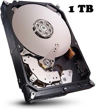 HD DESKTOP TB 1 SEAGATE SATA2 7200RPM PN ST31000340NS PULL GARANTIA: 3 MESES TIBURON