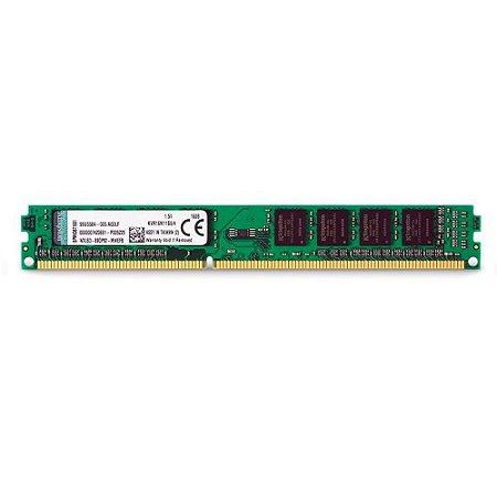 Memoria Desktop Ddr3 4Gb/1600 Mhz Kingston Kvr16n11s8/4 cl11