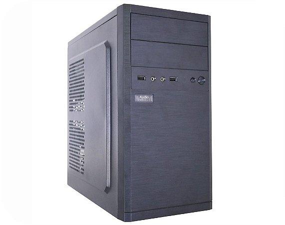 Computador Corporativo Tiburon Placa Mae Integrada Com Processador, Memoria 8Gb, Ssd 120Gb, Gab. Kmex Gm-53Y1