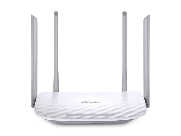 Roteador Tp-Link Archer C50 Ac1200 Wireless Dual Band 2.4/5Ghz 4 Ant Fixas