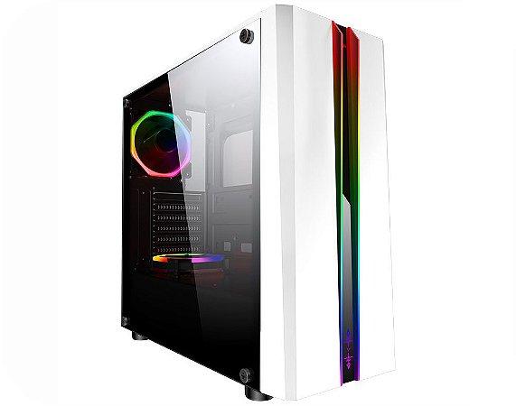 Computador Gamer Tiburon Intel 9400f, Memoria 16Gb, Ssd 240 + Hd 1tb, Placa Mae 9ª, Gab Cg-05rd, Fonte 500W, Vga 1050ti