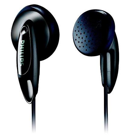 Fone Philips She1350/00 Preto