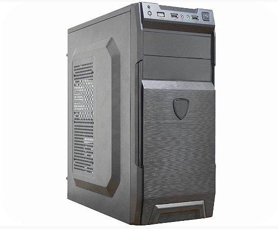 Computador Corporativo Tiburon Placa Mae Integrada Com Processador, Memoria 4Gb, Ssd 240Gb, Gab. Kmex Gx-52r9