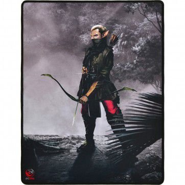 Mouse Pad Pcyes Rpg Archer 400 X500 Mm