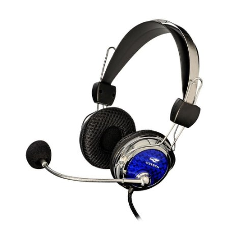 Headset C3Tech Mi-2322Rc Pterodax