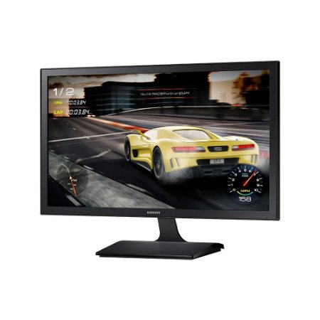 Monitor Gamer Led 27 Samsung Ls27E332Hzxmzd 1Ms, 75Hz, Widescreen, Hdmi, D-Sub, Full Hd, Preto