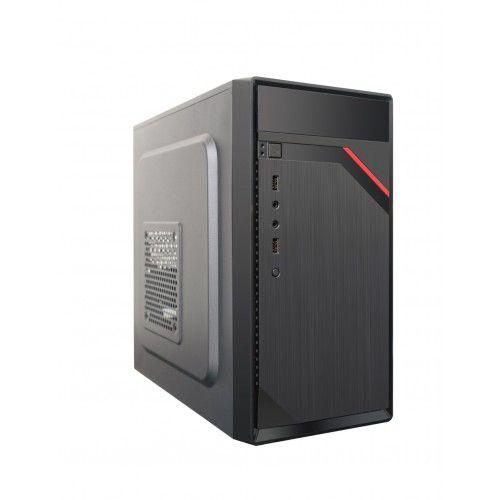 Computador Corporativo Tiburon Intel I3-8100, Memoria 4Gb, Ssd 240Gb, Placa Mae 8ª Ger, Gab. Bg-2316