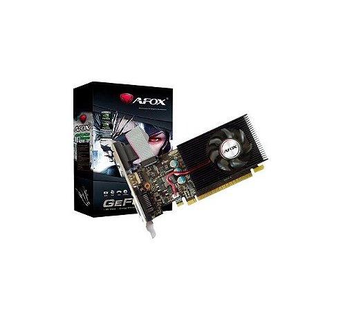 Placa De Vídeo Geforce Ddr3 4Gb/128 Bits Gt 730 Afox, Nvidia, Vga, Dvi, Hdmi AF730-4096D3L6