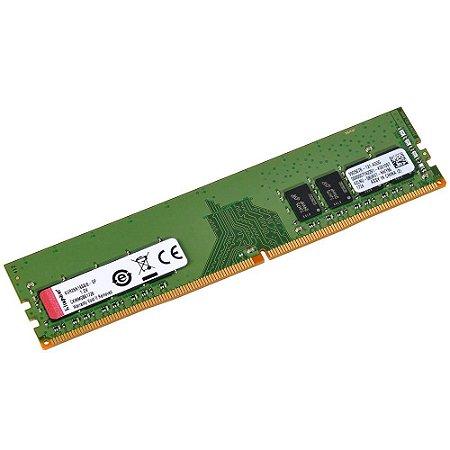 Memoria Desktop Ddr4 8Gb/2666 Mhz Kingston Kvr26N19S8/8 Cl19