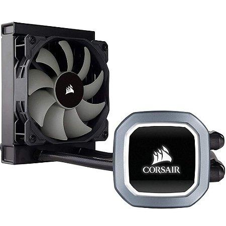 Watercooler Corsair Hydro Series H60, 1 Fan 12 Cm, Led Branco, Cw-9060036-Ww