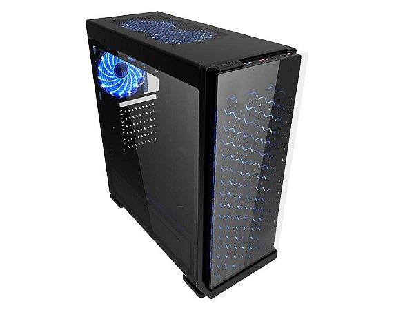 Pc Gamer Amd 3200G, Memória 4Gb, Ssd 120Gb Kingston, Mb Asus Prime B450M, Gabinete Kmex Cg-7Ev3, Fonte Atx 650 W