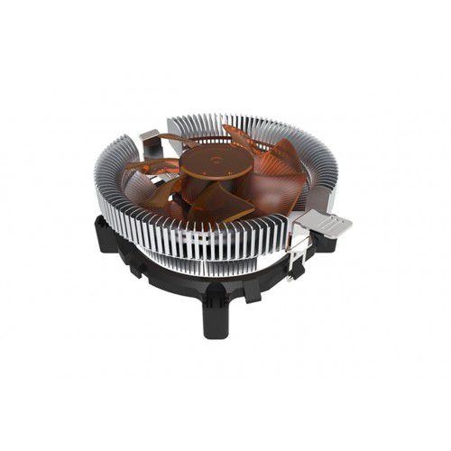 Cooler Universal Para Processador, Intel E Amd, Bluecase Bc-01Ua, Alumínio