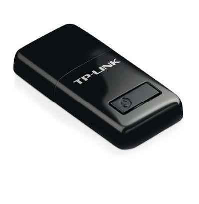 Adaptador Sem Fio Mini Usb Tplink 300Mbps Tl-Wn823N
