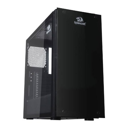 Pc Gamer Amd 3200G, Memória 16Gb HyperX, Ssd 480Gb Wd, Mb Asus Prime B450M, Gabinete Redragon Gc-615, Fonte 450 Corsair