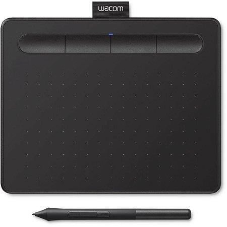 Mesa Digitalizadora Wacom Intuos Ctl4100, Resolução 2540 Ipi, Pressão Da Caneta 4096