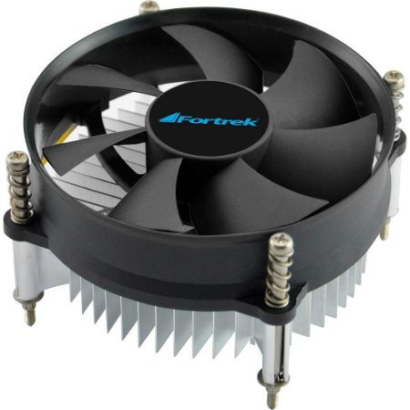 Cooler Universal Para Processador, Intel 115X, Fortrek Clr101
