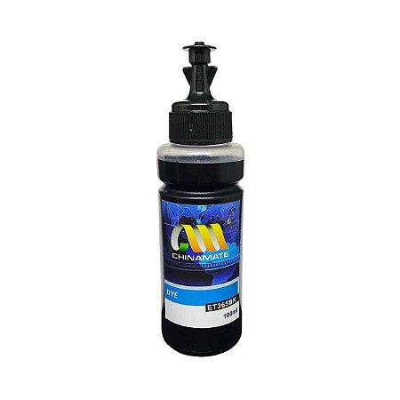 Tinta Chinamate Compativel Epson RZ290BK Preto Sublimatica 100Ml