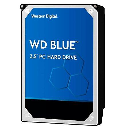 "Hd Desktop 2 Tb Western Digital Wd20Ezaz, Blue, Sata3, 5400 Rpm, Cache 256 Mb, 3.5"""