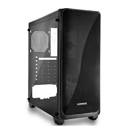 Pc Gamer Intel I5-2400, Bluecase Bmbh61, Ssd 120Gb Adata, Mem 8Gb Afox, Gab Multilaser Ga178, Fonte 500 Brazil Pc, Gt740