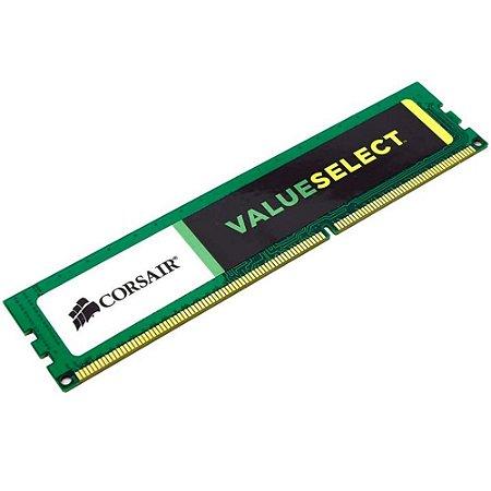 Memória Desktop Ddr3 4Gb/1333 Mhz Corsair Valueselect, Cmv4Gx3M1A1333C9