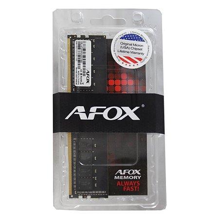Memória Desktop Ddr4 8Gb/2666 Mhz Afox, Afld48Fh2P