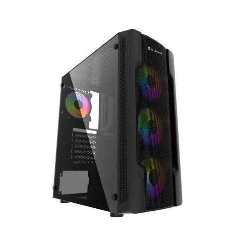 Pc Gamer Intel I7-9700, Gigabyte B360M, Ssd M2 480Gb Wd, Mem. 8Gb Hyperx, Gabinete Bluecase Bg031, Fonte 750 W Corsair